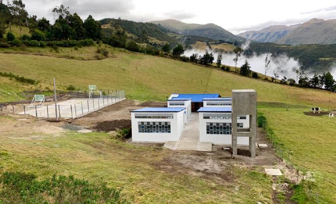 Fondo Adaptación entrega tres nuevos colegios en Nariño