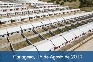 Antes de finalizar el año se podrían entregar más de 620 nuevas viviendas en Atlántico y Bolívar