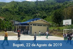 Tres nuevos colegios entregará el Fondo Adaptación en Antioquia