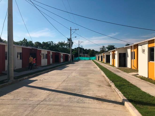En Aracataca más de 150 personas recibirán su casa nueva y adaptada al cambio climático