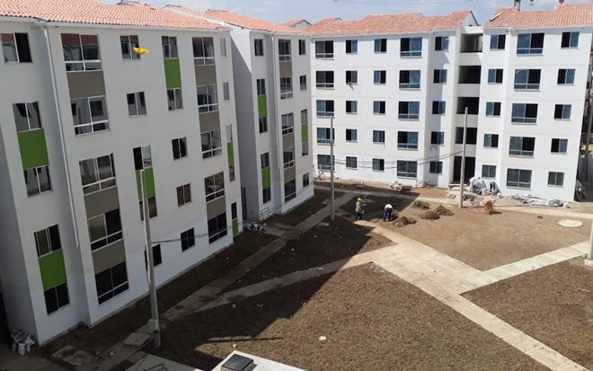 Fondo Adaptación entregó 60 nuevas viviendas en El Pondaje y Charco Azul a familias del Jarillón de Cali