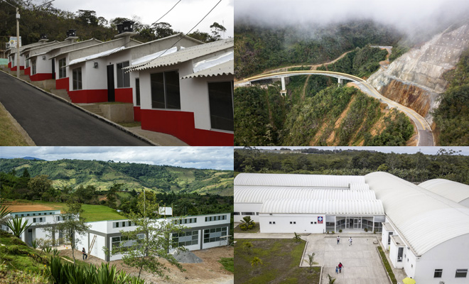 Más de $300 mil millones invierte el Fondo Adaptación en los departamentos de Nariño, Cauca y Putumayo