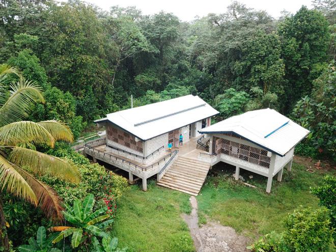 Entregatón de colegios y acueductos del Fondo Adaptación en Chocó por cerca de $18.000 millones