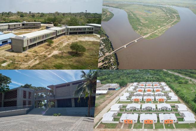 Fondo Adaptación ha entregado en el gobierno Duque obras en Bolívar por más de $64 mil millones