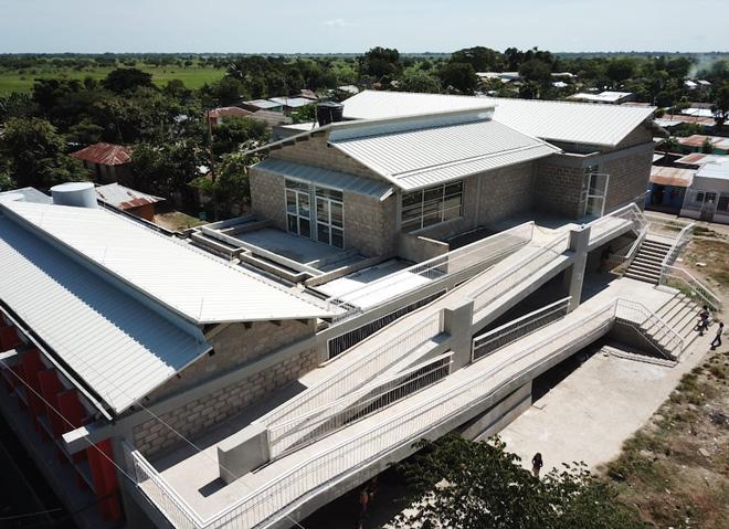 Cinco nuevos colegios para más de 800 estudiantes de Bolívar, entregó el Fondo Adaptación