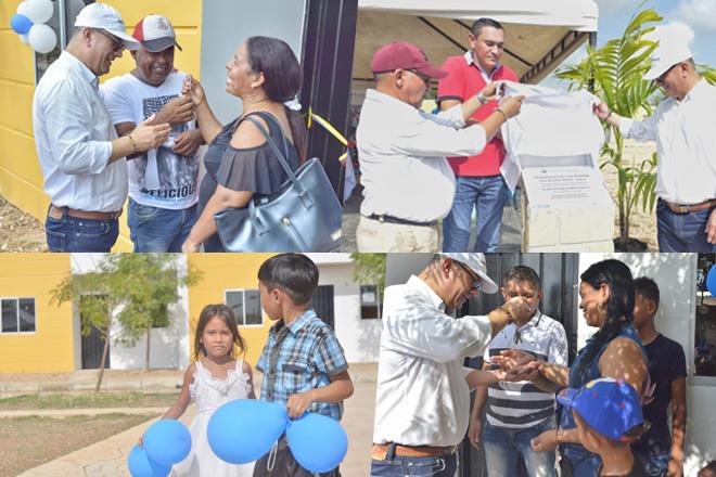 Fondo Adaptación entregó viviendas, colegios y un moderno hospital en Sucre