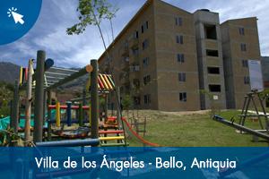 Villa de los Ángeles - Bello - Antioquia