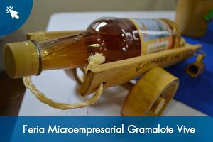 Feria Microempresarial Gramalote Vive