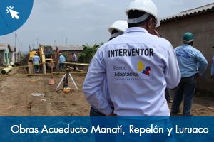 Obras Acueducto Manatí, Repelón y Luruaco