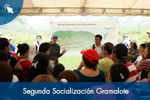 Segunda Socialización Gramalote
