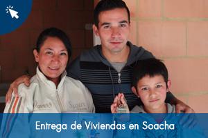 Entrega viviendas Soacha