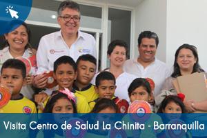 Visita Centro de Salud Camino la Chinita - Barranquilla