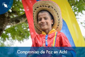 Compromiso de Paz En Achí