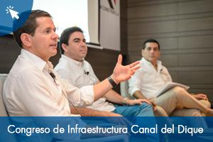 Congreso de Infraestructura Canal del Dique