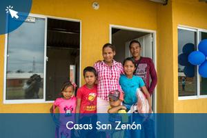Casas San Zenón