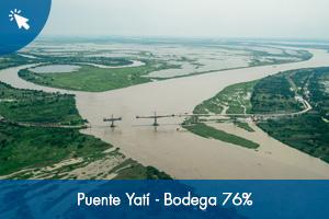 Puente Yatí - Bodega 76%