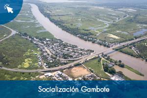 Socialización Gambote