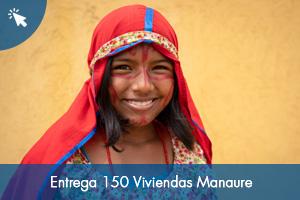 Entrega 150 Viviendas Manaure