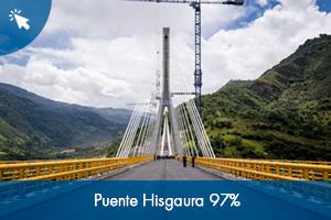 Puente Hisgaura 97%