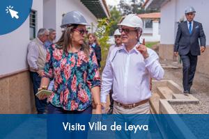 Visita Villa de Leyva