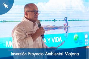 Se invertirán USD 117 millones en proyecto ambiental Mojana: clima y vida
