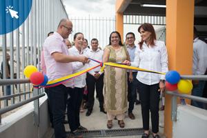 IE Departamental 23 de Febrero Centro Rotario Monterrey - Fundación Magdalena