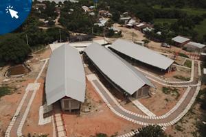 Centro Educativo Departamental Rural de Janeiro Sede Angostura - Magdalena