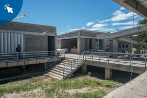 Visita de Obra Sede Comunal Agripecuario - IE Departamental Mitsilou Campbell El Banco Magdalena