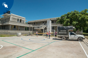 Visita de Obra Sede San Felipe - IE Departamental Mitsilou Campbell El Banco Magdalena