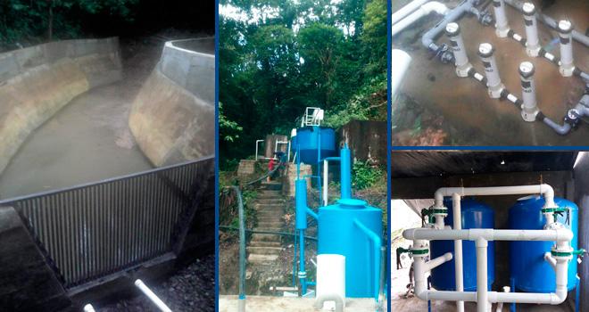 Fondo Adaptación insiste a seis alcaldías de Chocó para que reciban obras de acueducto que están listas