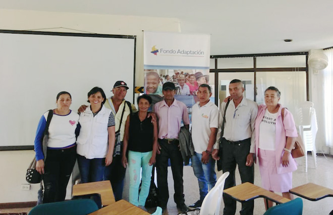 Fondo Adaptación socializó proyecto de reactivación económica de apoyo a 700  paneleros del Cauca