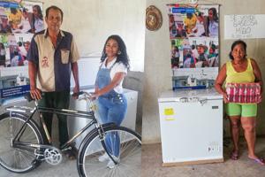 472 personas de El Banco, Magdalena reciben vivienda del Fondo Adaptación