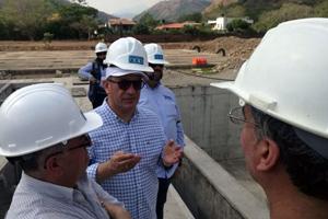 Fondo Adaptación reclama apoyo de autoridades de Casanare para poner a funcionar el acueducto de Yopal