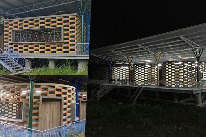 Fondo Adaptación entrega tres nuevas escuelas para niños indígenas en  el Litoral del  San Juan, Chocó