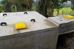 En zona rural de Sevilla, Valle del Cauca, Fondo Adaptación reconstruyó sistema de abastecimiento de agua potable