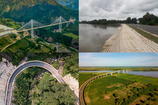 Más de $506 mil millones en infraestructura vial ha entregado el Fondo Adaptación durante el gobierno Duque