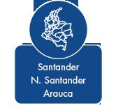 Santander - Norte de Santander - Arauca