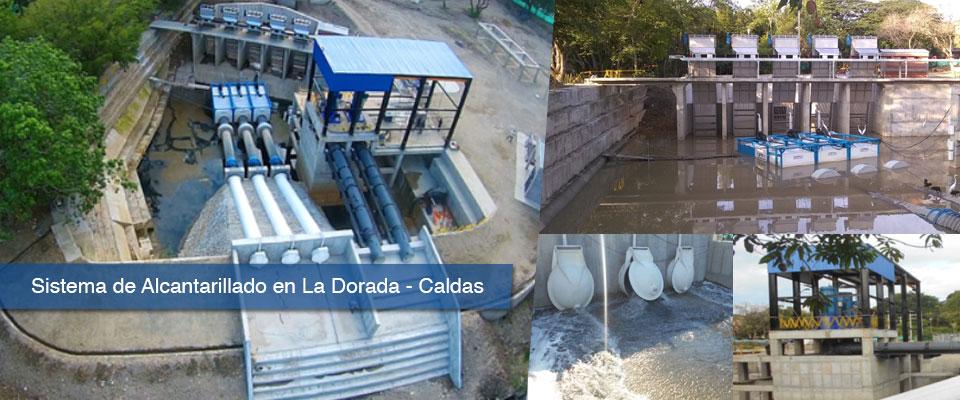 Sistema de alcantarillado, rehabilitado por el Fondo Adaptación en La Dorada, Caldas reduce riesgo de inundación