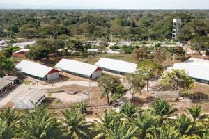 Gobierno Nacional, a través del Fondo Adaptación, entregó institución educativa para 198 estudiantes en Aguachica, Cesar