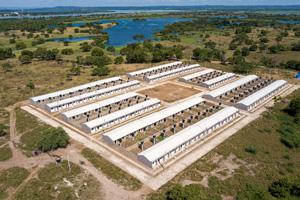 A pesar de la pandemia, el Fondo Adaptación entregó un billón de pesos en obras para 500 mil colombianos vulnerables