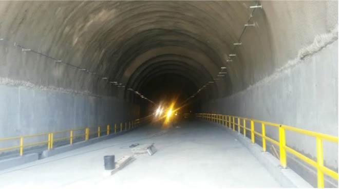Túnel Bogotá - Medellín