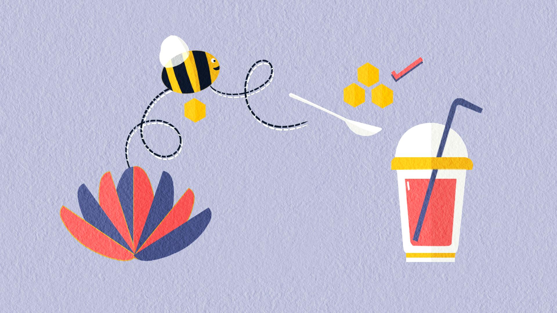 5 Easy Bee Pollen Recipes Article Thumbnail