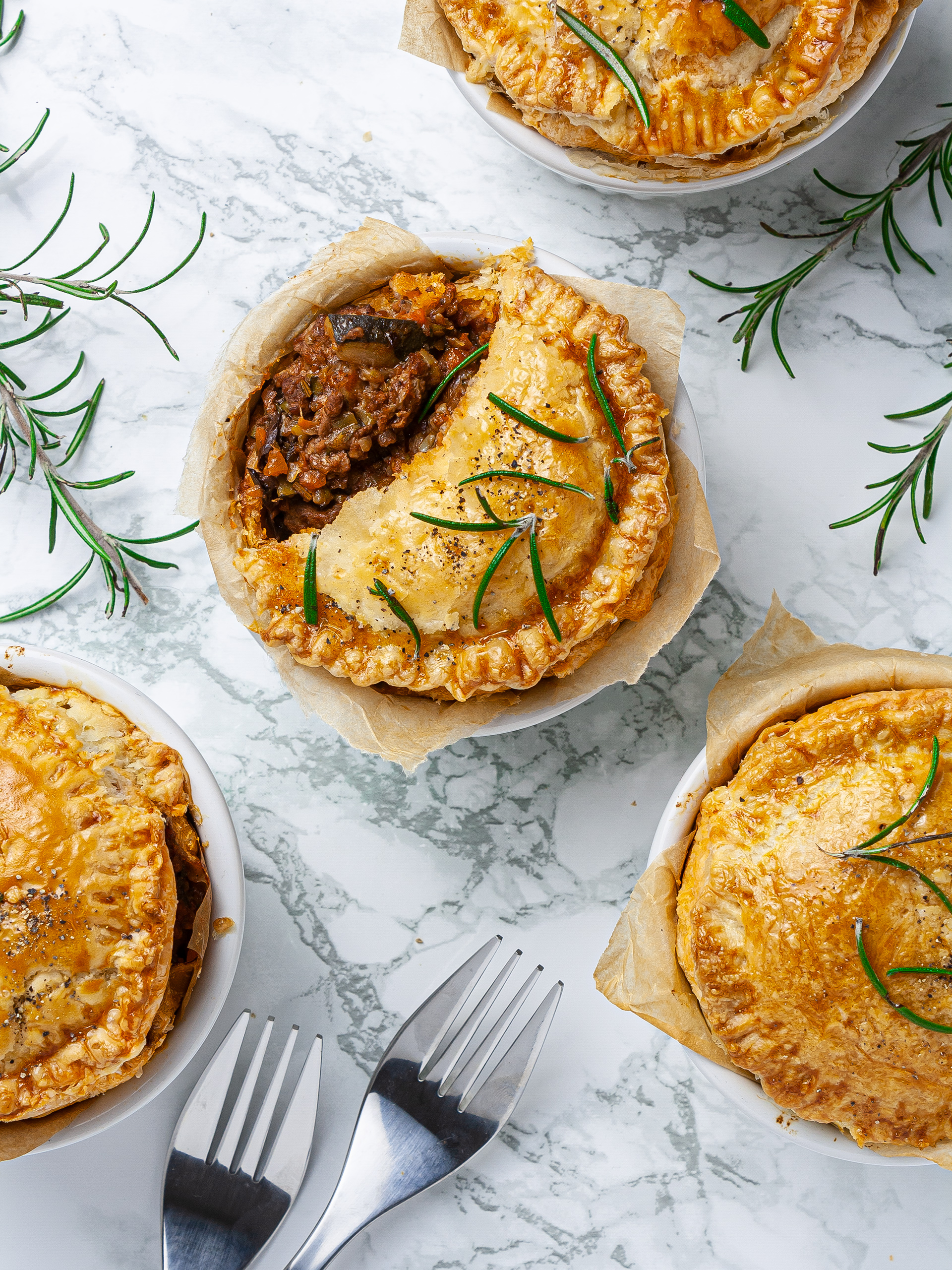 Minced Lamb Pie Recipe Preview