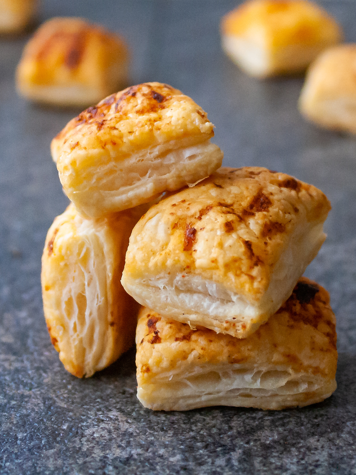Spiced Pastry Bites Thumbnail