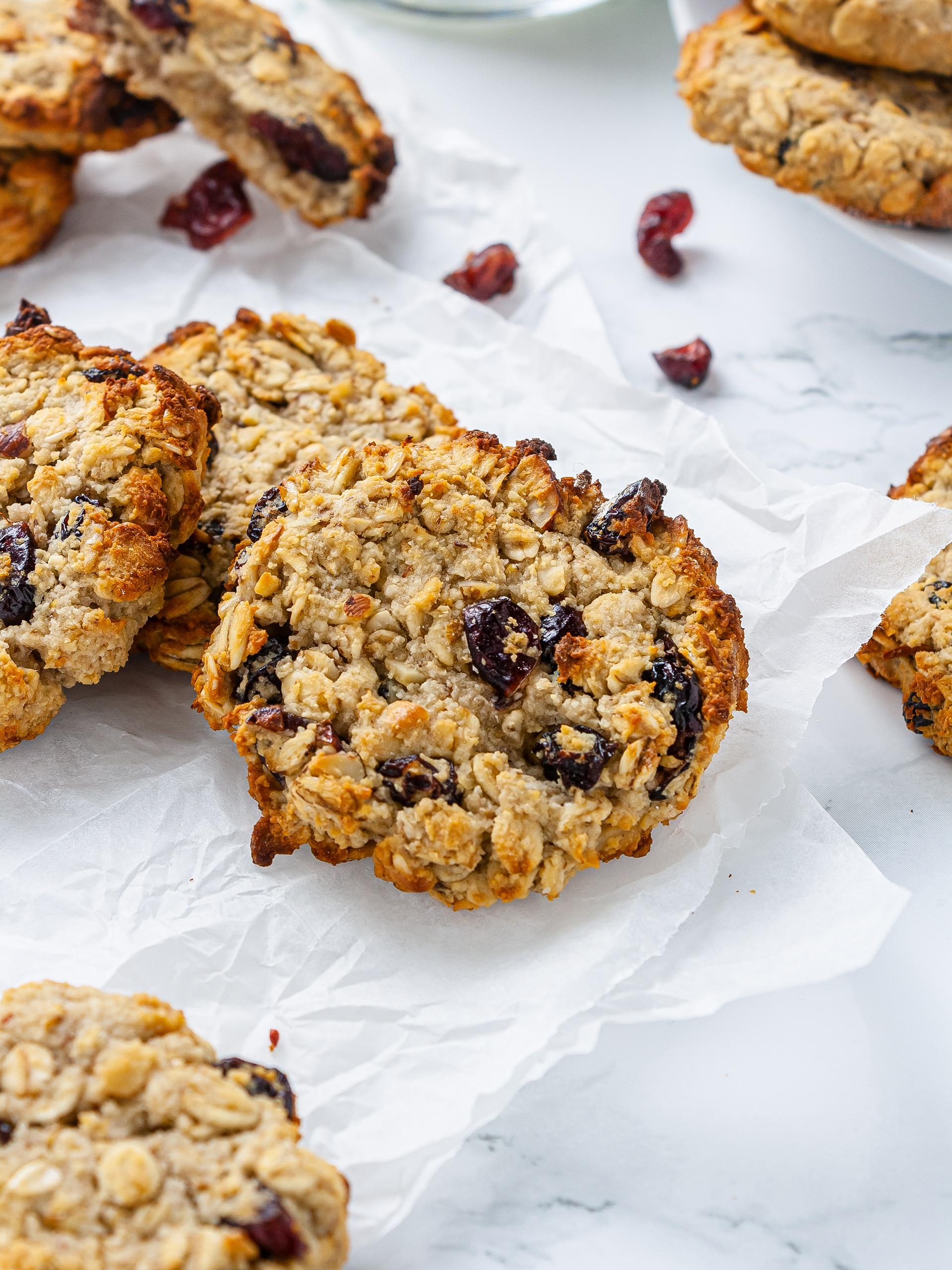 Gluten Free Vegan Applesauce Cookies Recipe Preview