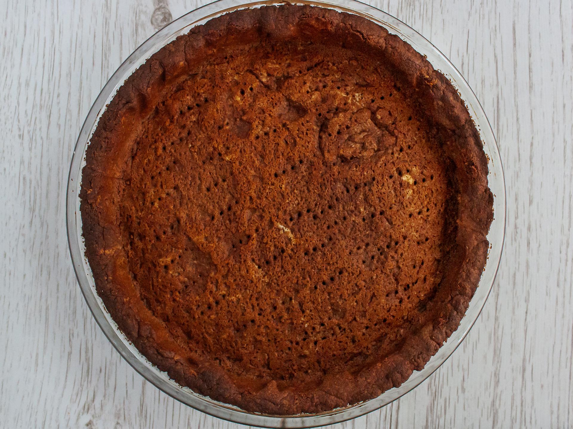 Step 4.2 of Chocolate Pomegranate Cake with Coconut Cream