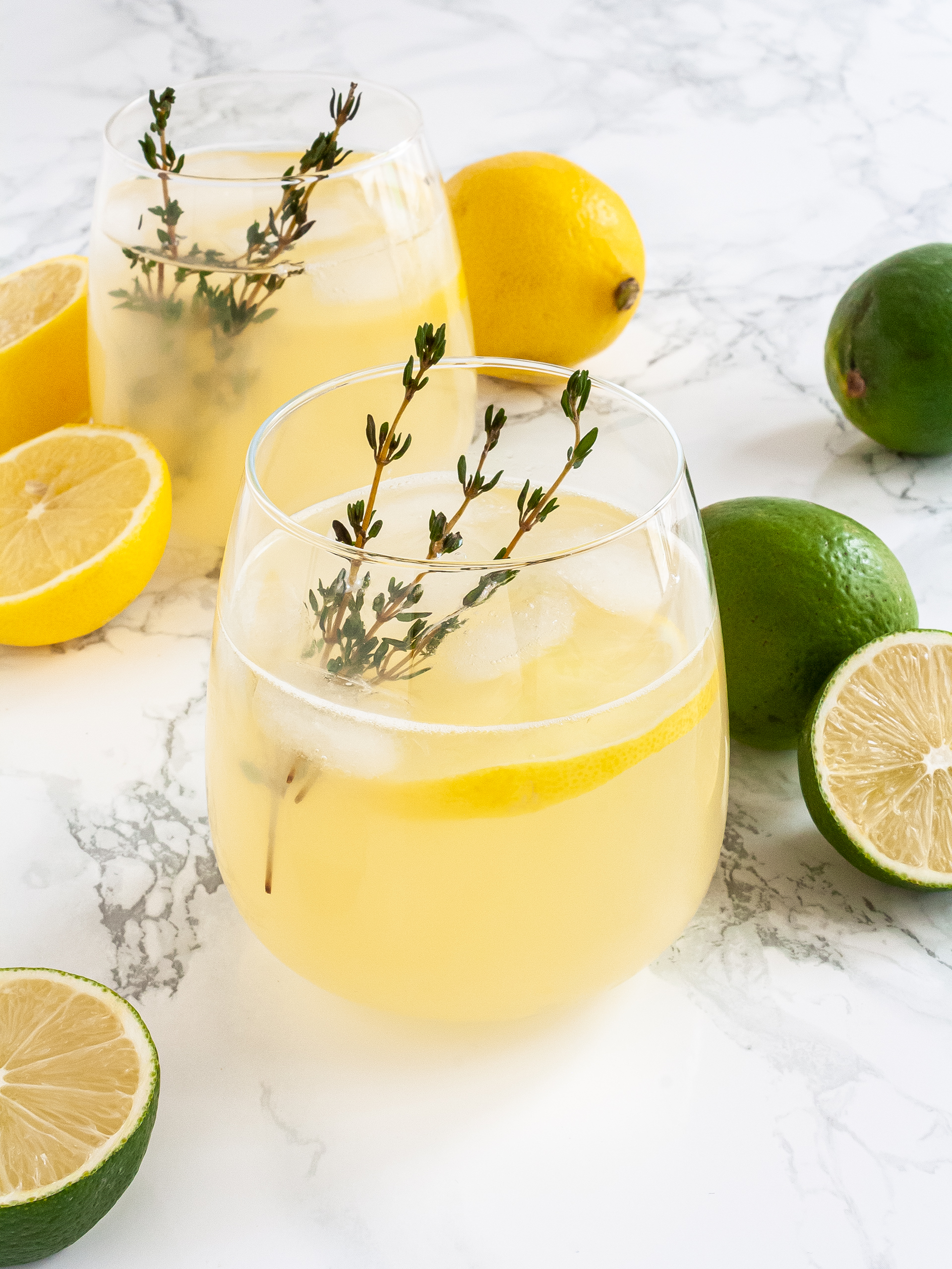 Electrolyte Lemonade Recipe