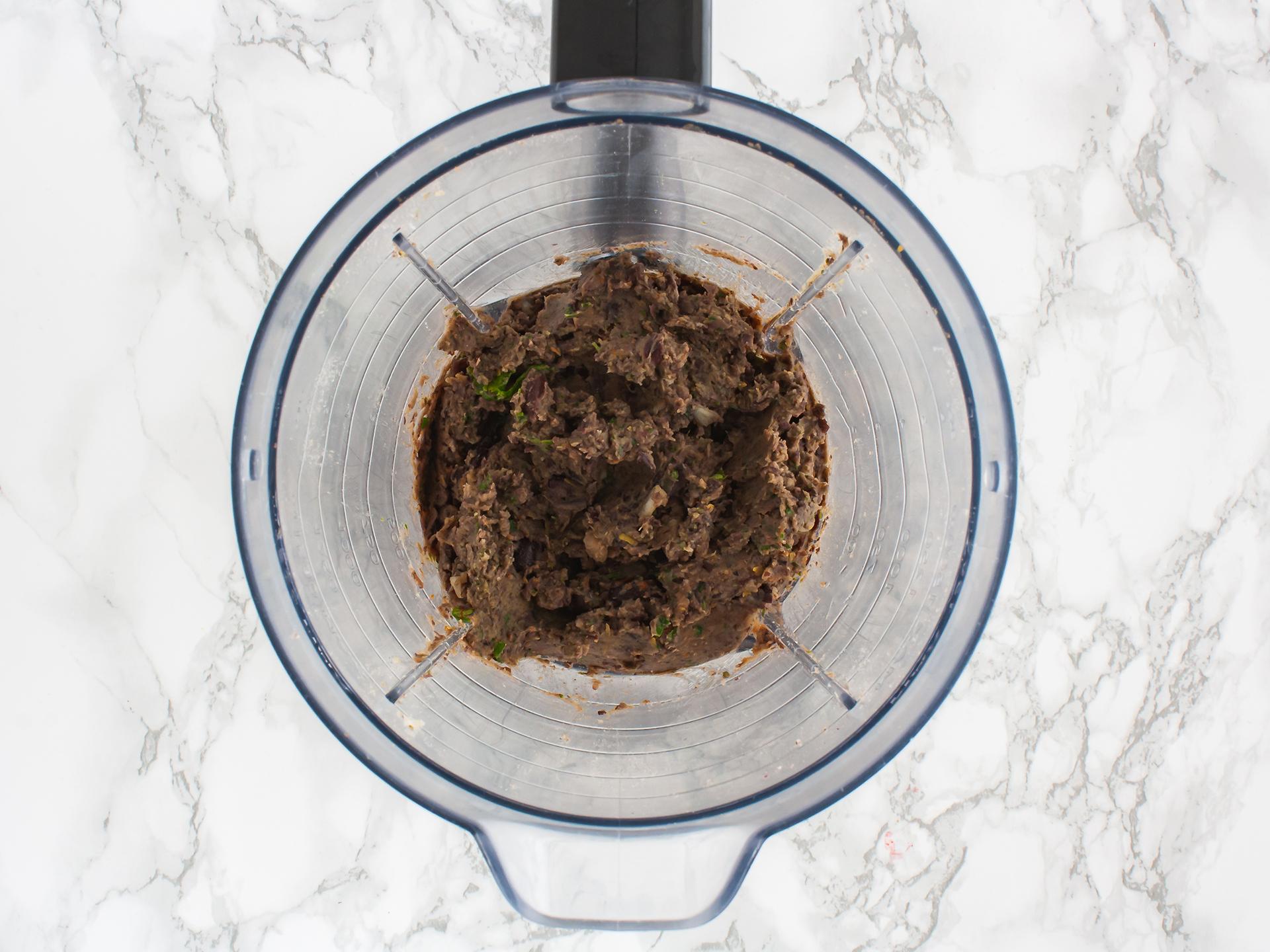 Step 3.2 of Baked Black Bean and Sweet Potato Falafels