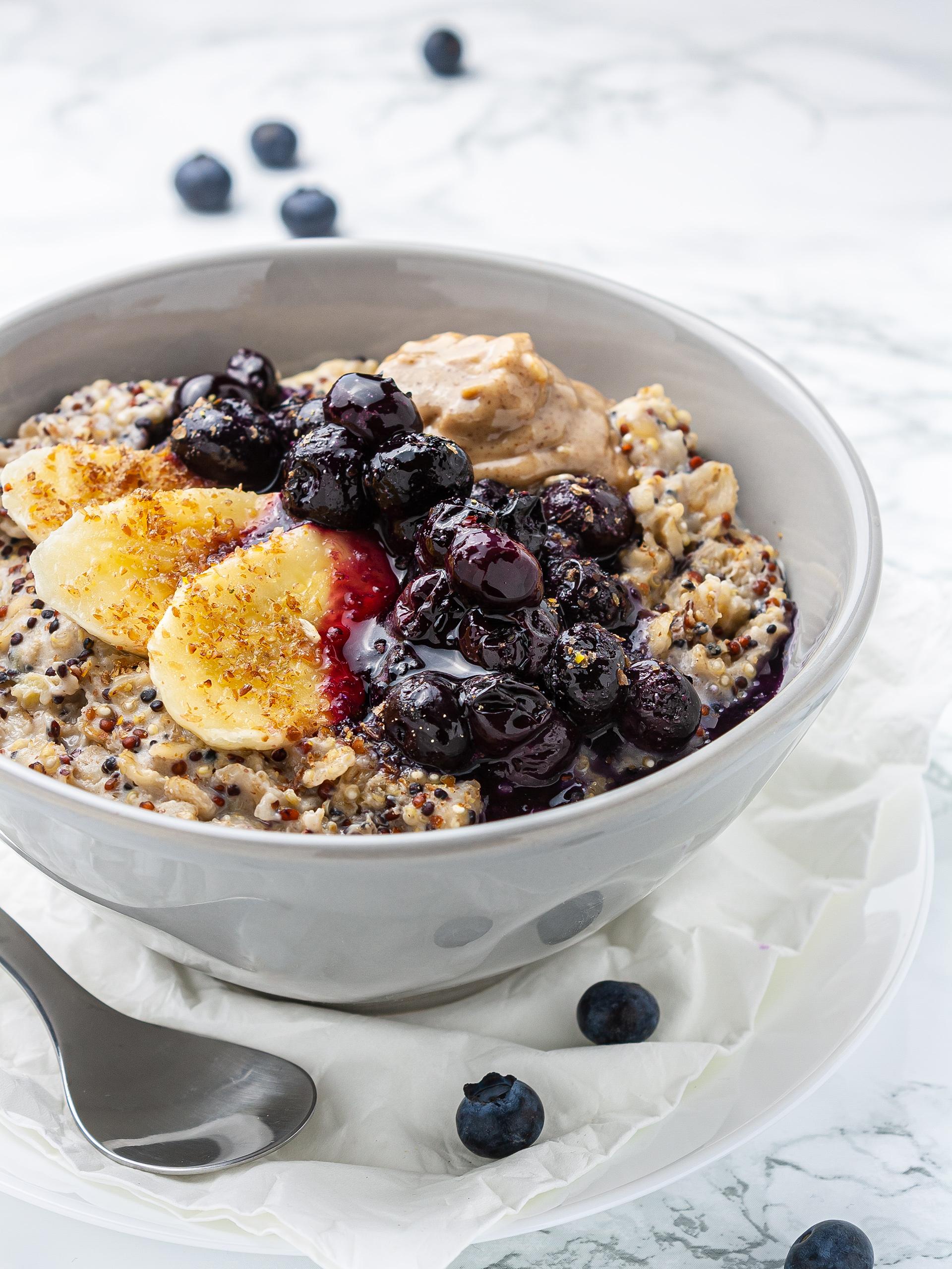 Peanut Porridge Recipe