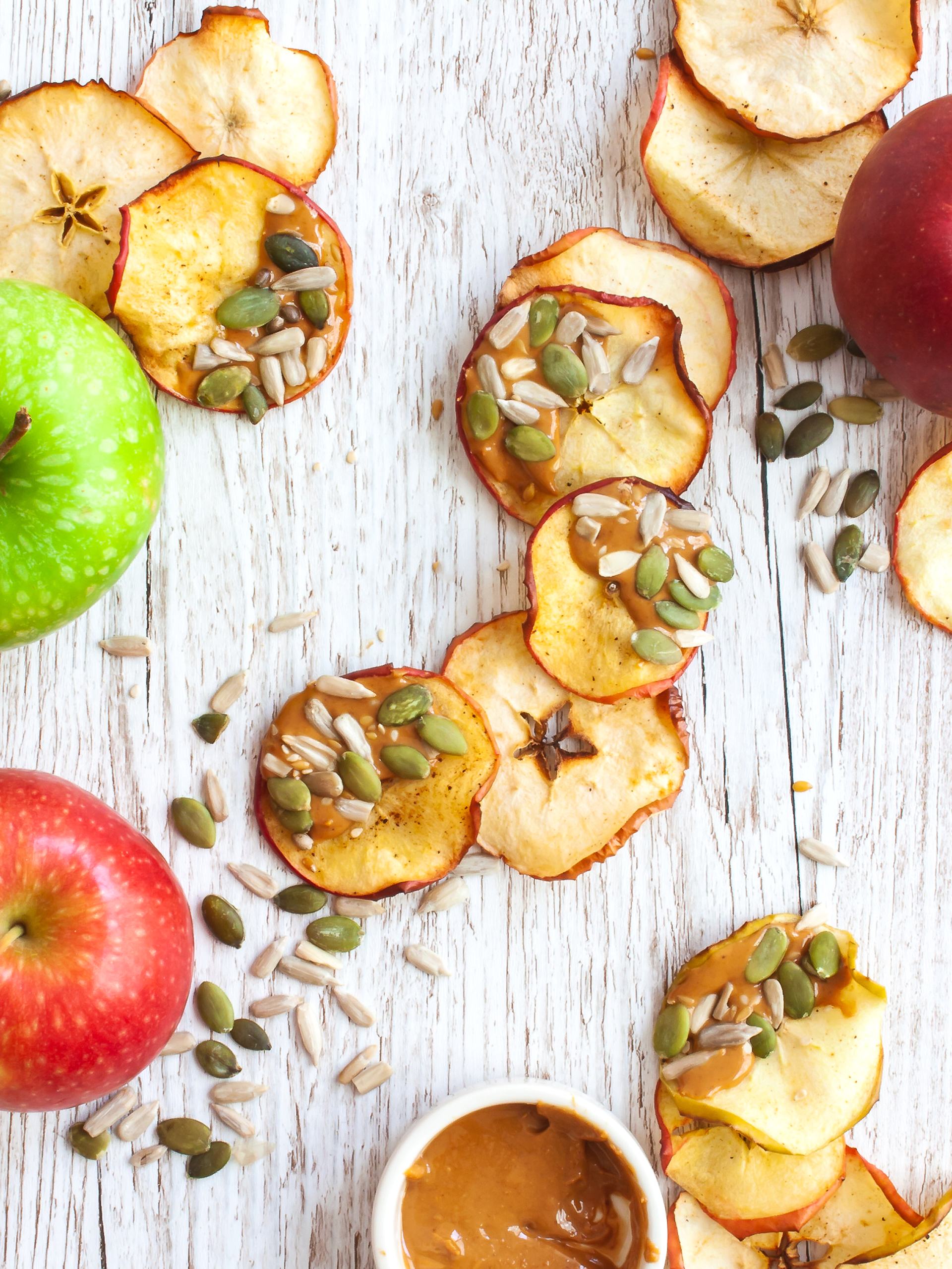 Air Fryer Apple Chips Preview